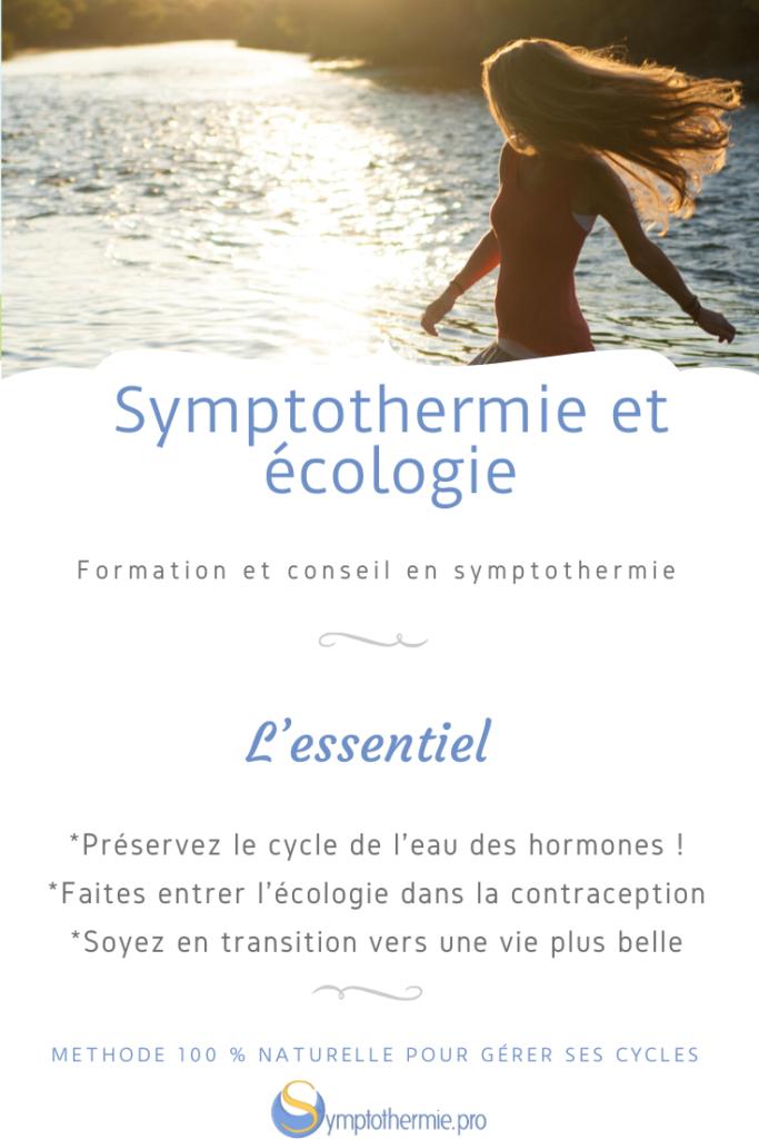 symptothermie et écologie